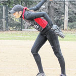 Rio Grande softball splits DH