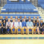 GAHS NHS members inducted