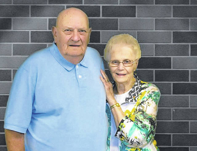 Mr. and Mrs. Freddie L. Moore of Cheshire will be celebrating their 67th wedding anniversary on March 15, 2019.