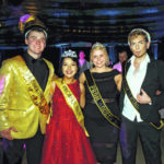 MHS Prom Royalty Crowned