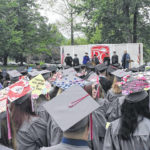 Rio hosts 143rd commencement ceremony