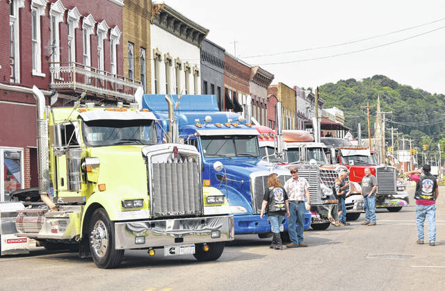 The Tribute to Truckers took place on Saturday during Kickin' Summer Bash.