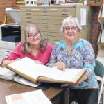 Woman researches GSI history