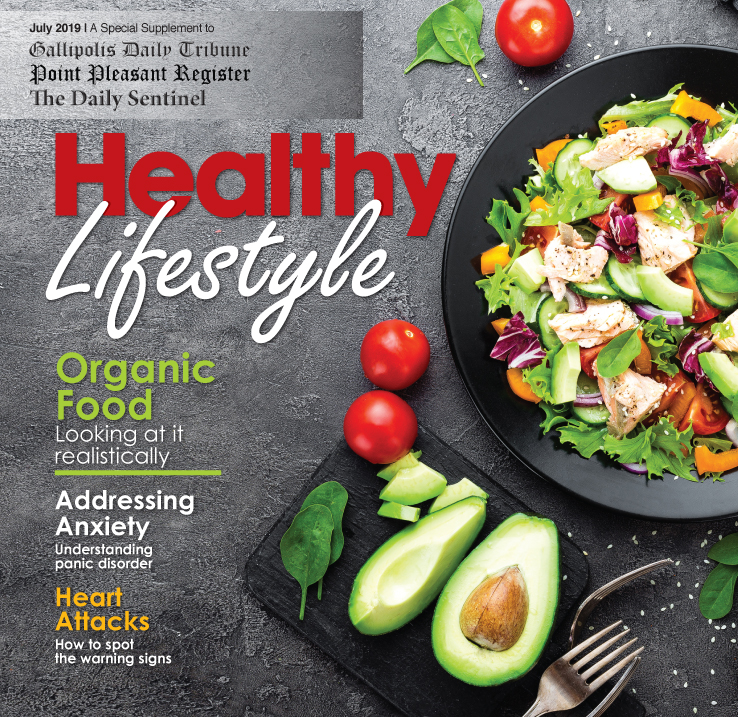 Healthy Lifestyle – July 2019