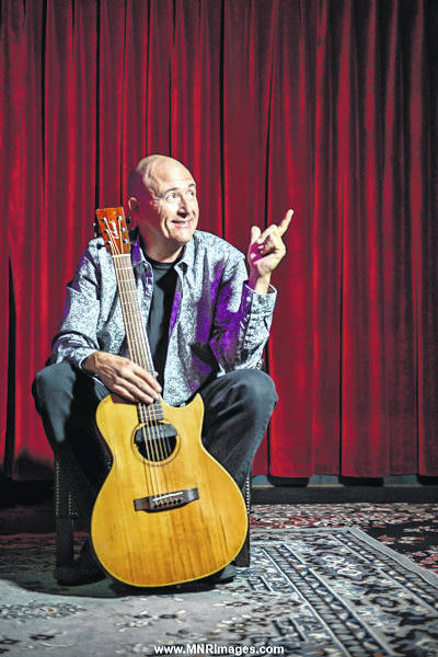 Bill Dutcher will perform Friday during the Rhythm on the River concert series.