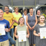 Cooperative Parish presents scholarships