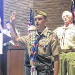 Stout named Eagle Scout