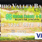 OVB debuts Mason County 4-H Debit Card