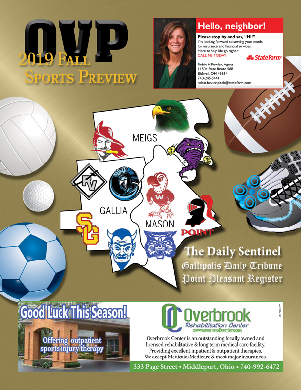 OVP 2019 Fall Sports Preview
