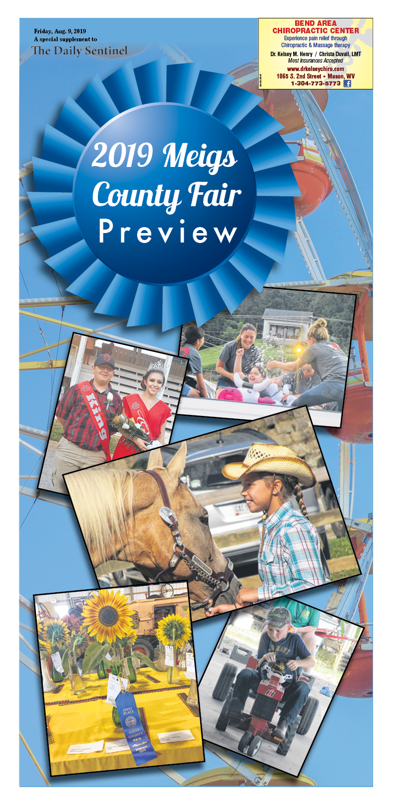 Meigs County Fair Preview 2019