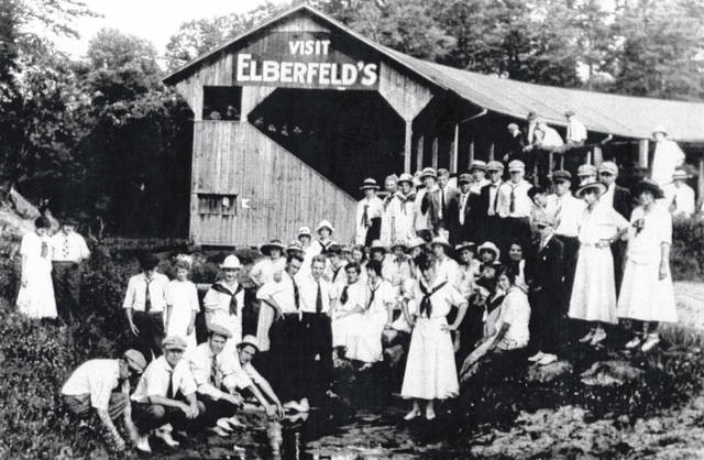 With the Meigs County Fair in its 156th year on 2019, people from near and far have been venturing to the Meigs County Fairgrounds (and previous fair locations) for several generations. This picture from the Collection of Bob Graham shows a group of fairgoers pictured in front of the historic Grandstand around 1900. Crowds will once again gather around the Grandstand for the Meigs County Fair beginning with the parade, opening ceremony and queen crowning on Sunday, Aug. 11.