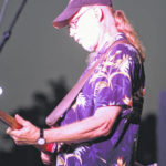 Phil Dirt & The Dozers perform at the fair