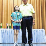 Girl Scouts receive awards at State Fair