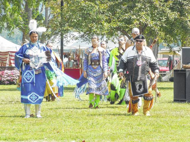 The Harvest Moon Pow Wow is anticipated to return with its traditional Native American dances and cultural activities to Gallipolis City Park Saturday continue through Monday.