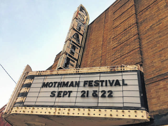 Several guest speakers will be holding their discussions at the Historic State Theater on Saturday and Sunday of the Mothman Festival. Also, on Friday evening, the kickoff event will take place there as well.