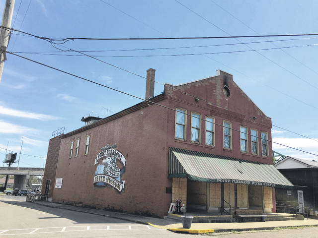 The Mitchell-Nease-Hartley Building, former home of the Point Pleasant River Museum and Learning Center, will be saved from demolition and was recently purchased at auction.