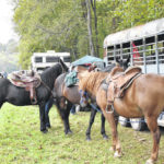 Trail ride raises funds for St. Jude