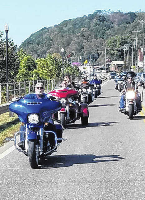 More than 140 individuals registered to take part in the annual Meigs County Toy Run held in October.