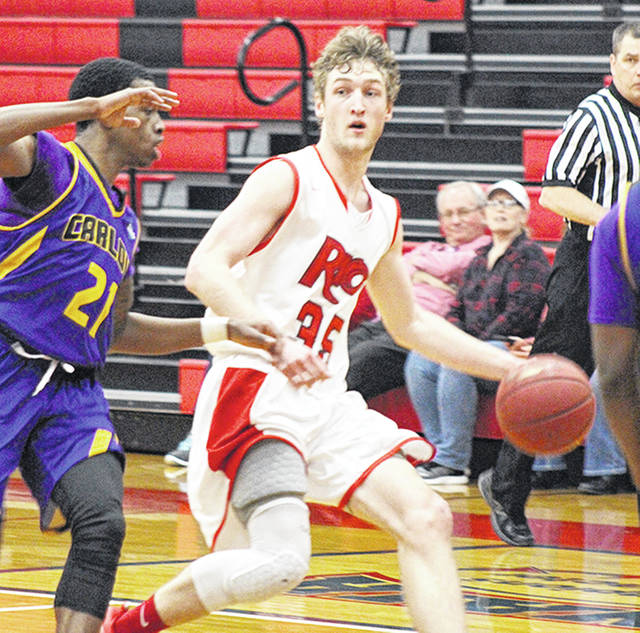 University of Rio Grande senior Cameron Schreiter of Mason (OH) was selected to the coaches' 2019-20 River States Conference preseason team, and the RedStorm were chosen to finish third in the RSC East Division.