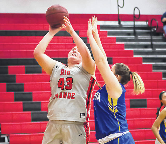 Rio Grande's Avery Harper and the rest of the RedStorm were picked fourth overall and second in the River States Conference East Division in the RSC preseason coaches' poll announced Tuesday.