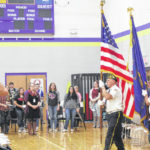 Southern honors veterans