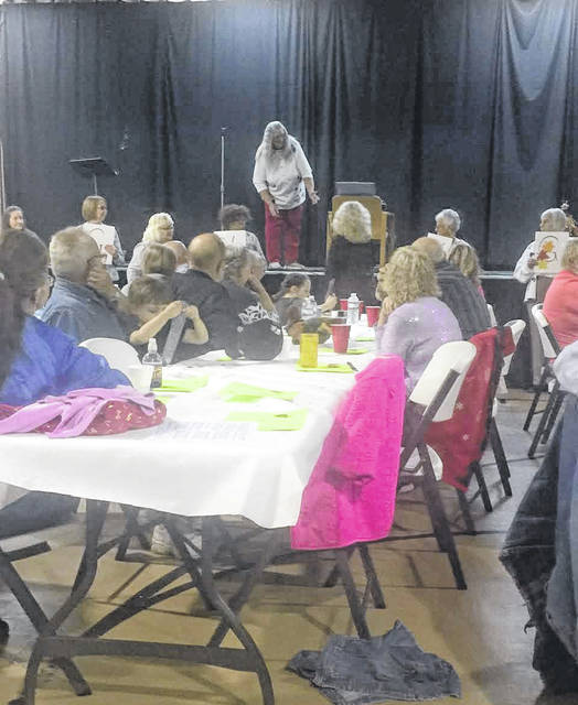 "The ""Night of Thanksgiving"" event begins together many churches and members of the community."