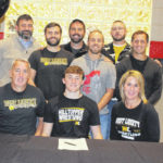 Samson signs with West Liberty wrestling
