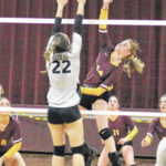 All-TVC Ohio volleyball team