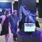 Over 6,200 visit library space exhibit
