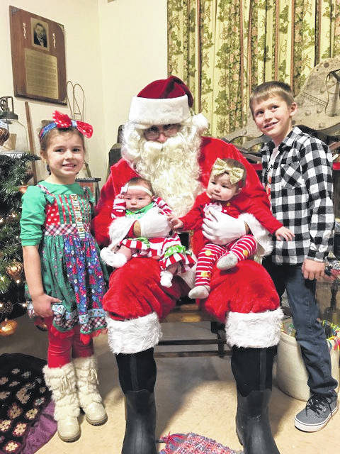 Santa is coming to the Meigs County Museum in Middleport for Kids' Day on Saturday, Dec. 14 from 12-4 p.m. Kids can make a craft, give Santa their Christmas list and receive a treat. Refreshments will be served. Bring a friend and enjoy the fun. The museum is located at 399 South Third Avenue in Middleport.
