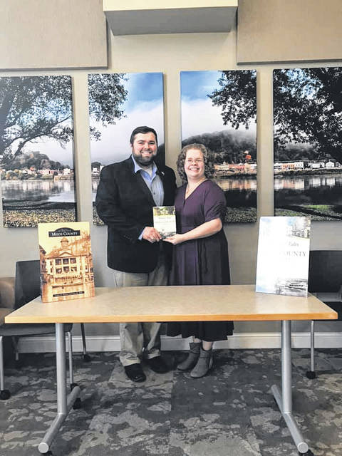 Jordan and Calee Pickens recently released the book <em>Historic Tales of Meigs County, Ohio</em>.