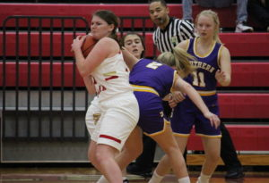 South Gallia tops Lady Tornadoes, 50-39