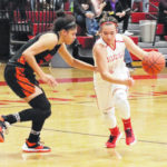 Miller avenges Lady Falcons, 46-38