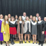 Southern NHS inducts new members