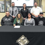 Birchfield signs with OU-Chillicothe volleyball