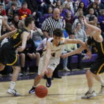 Southern sweeps Eagles, 41-33