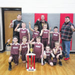 Meigs 3rd grade finishes undefeated season
