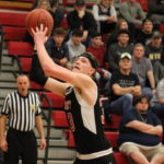 Indians oust Point, 59-56