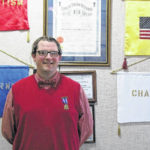 Davis inducted into Cadot-Blessing