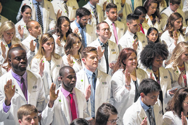 Ohio University will be sending third-year medical students to help in the fight against COVID-19.
