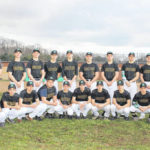 2020 Eastern High School baseball team