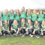 2020 Eastern High School softball team