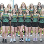 2020 Eastern girls track and field team