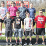 2020 South Gallia boys track and field team
