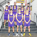 2020 Southern boys track and field team