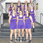 2020 Southern girls track and field team