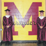 Mahr, McConnell top MHS Class of 2020