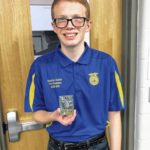 Racine Southern FFA presents awards