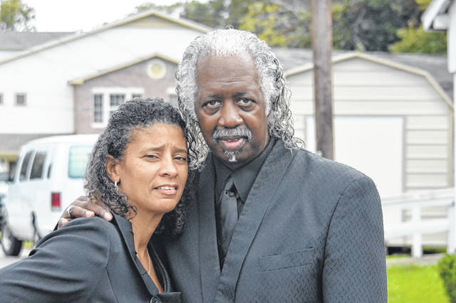 Joseph and Terry Loyd of Bidwell, pictured, will be celebrating their 28th anniversary on Aug. 1. The couple were married in 1992 in Charleston, West Virginia and have one son, Joseph W. Loyd, III. (Courtesy photo)