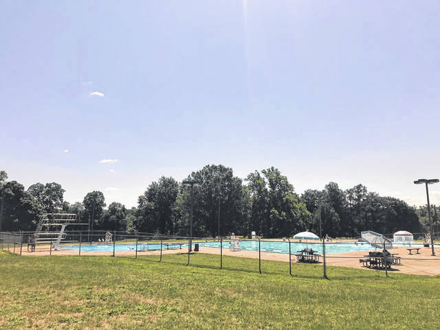 The Gallipolis Municipal Swimming Pool has had a busy season this summer. (Beth Sergent | OVP)